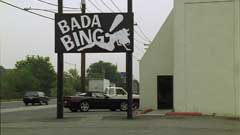 bada bing sopranos location