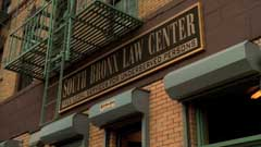 South Bronx Law center